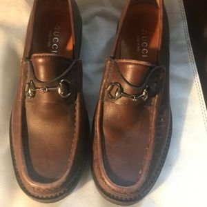 Gucci Shoes - Gucci Horsebit Loafers